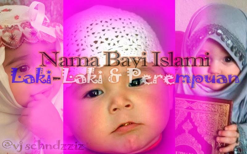 Nama Nama Bayi Islami 2014 Dan Artinya