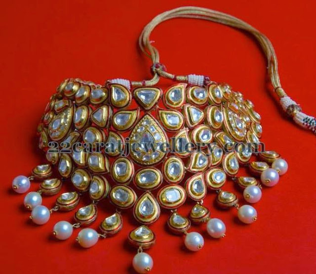Expensive Kundan Chokers