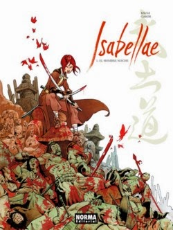 Isabellae nº1 : El Hombre Noche
