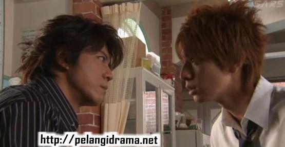 """bisa bersamma dengan semua orang sampai lulus""""tambah dr. Umeda"""