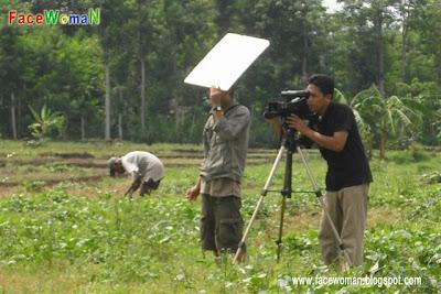 Kenangan membuat Film Pendek facewoman