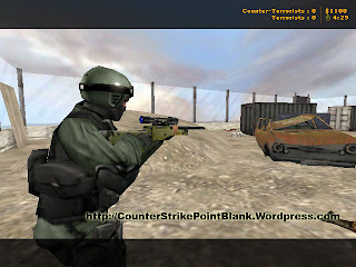 Point Blank Dm_Crackdown_AWP Map - Optimized for Higher FPS