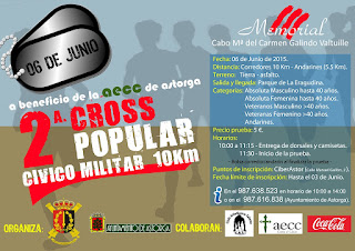 cross popular civico militar astorga
