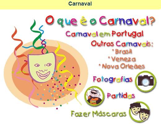 O que é o carnaval?