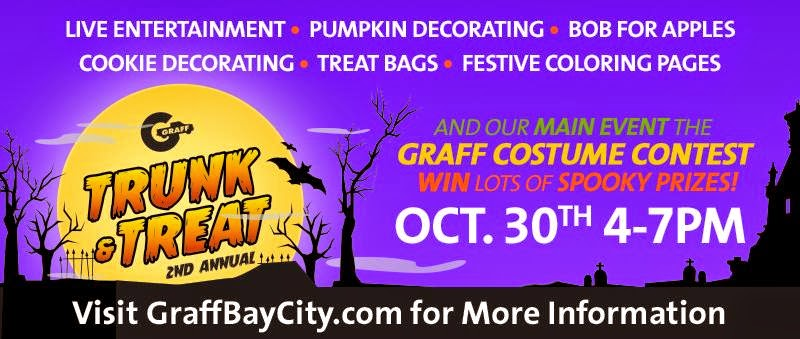 2nd Annual Trunk & Treat at Graff Bay City