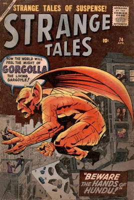 Strange Tales Gorgolla