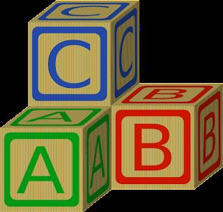 Aprender ABC - criança