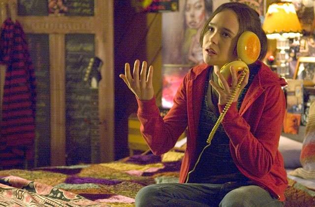 Ellen Page as Juno MacGuff, Juno