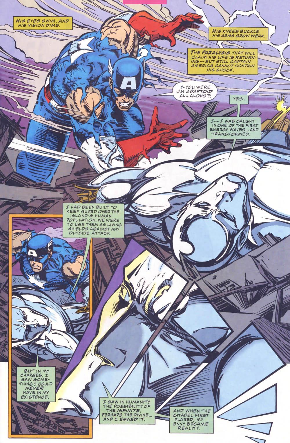 Captain America (1968) Issue #441b #395 - English 10