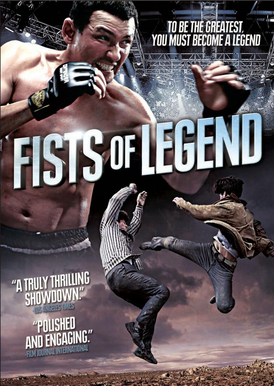 Fists of Legend นักสู้จ้าวสังเวียน