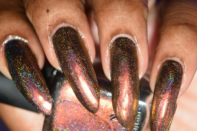 "ILNP Spring Collection 2015 ""Abundance (H)"" Swatch"