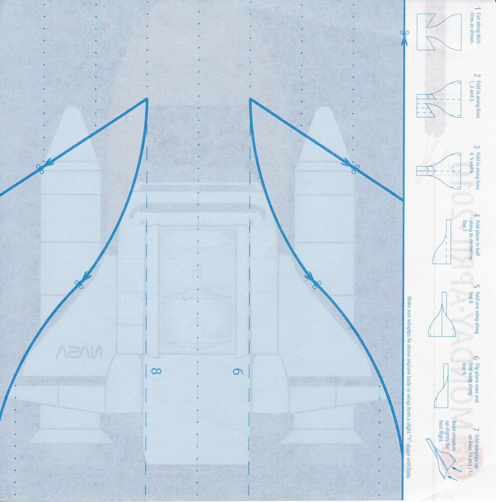 space shuttle template - photo #36
