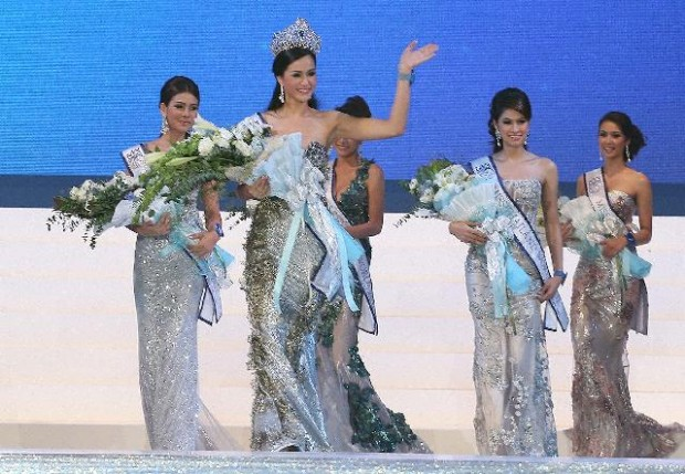 Miss Thailand World 2011 - Pacharida Rodkongka