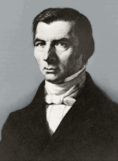 Retrato de F Bastiat