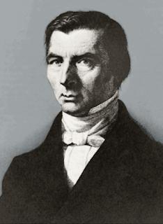 Retrato de F Bastiat