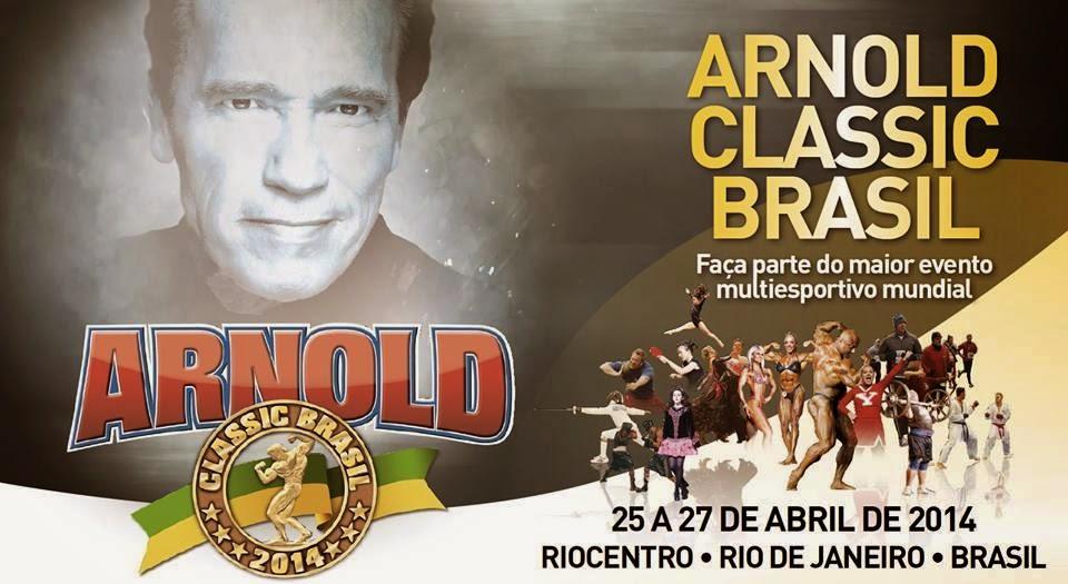 Arnold Classic Brasil 2014. Reprodução