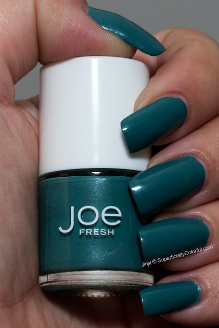 Joe Fresh - Teal Cyan