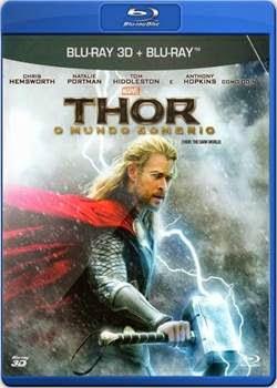 Filme Thor O Mundo Sombrio