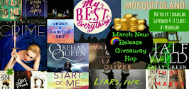 March New Release Giveaway