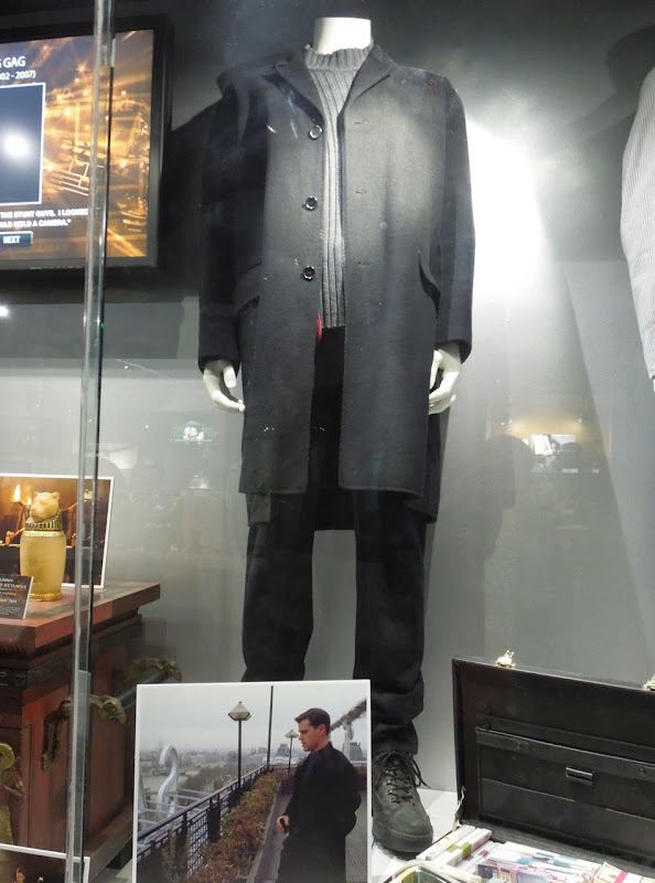 Bourne Identity movie costume