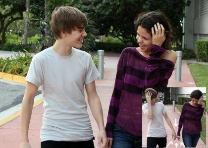 justin bieber and selena gomez 2011 pics. +selena+gomez+dating+2011