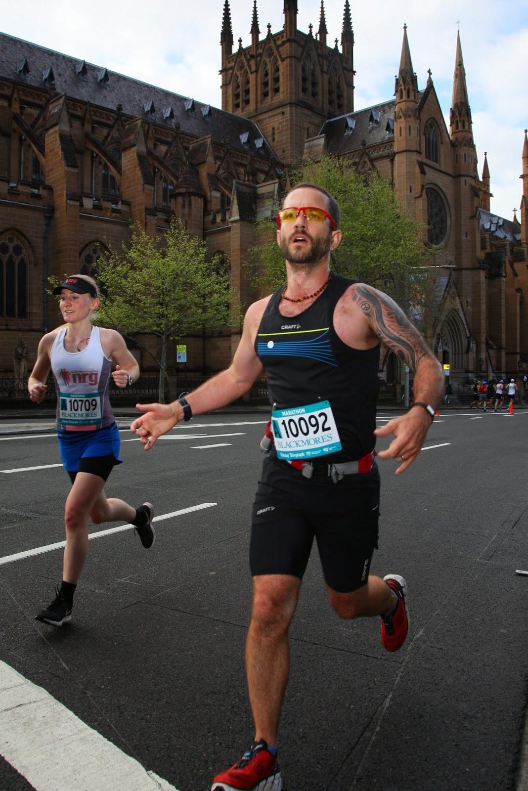 Sydney marathon, marathon, marathon training, running, boston qualifier, first marathon, race recap