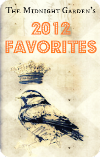 the midnight garden 2012 books favorites best of 5 stars