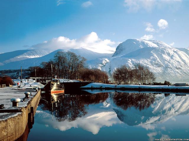 Ben Nevis Scotland Nature Wallpaper