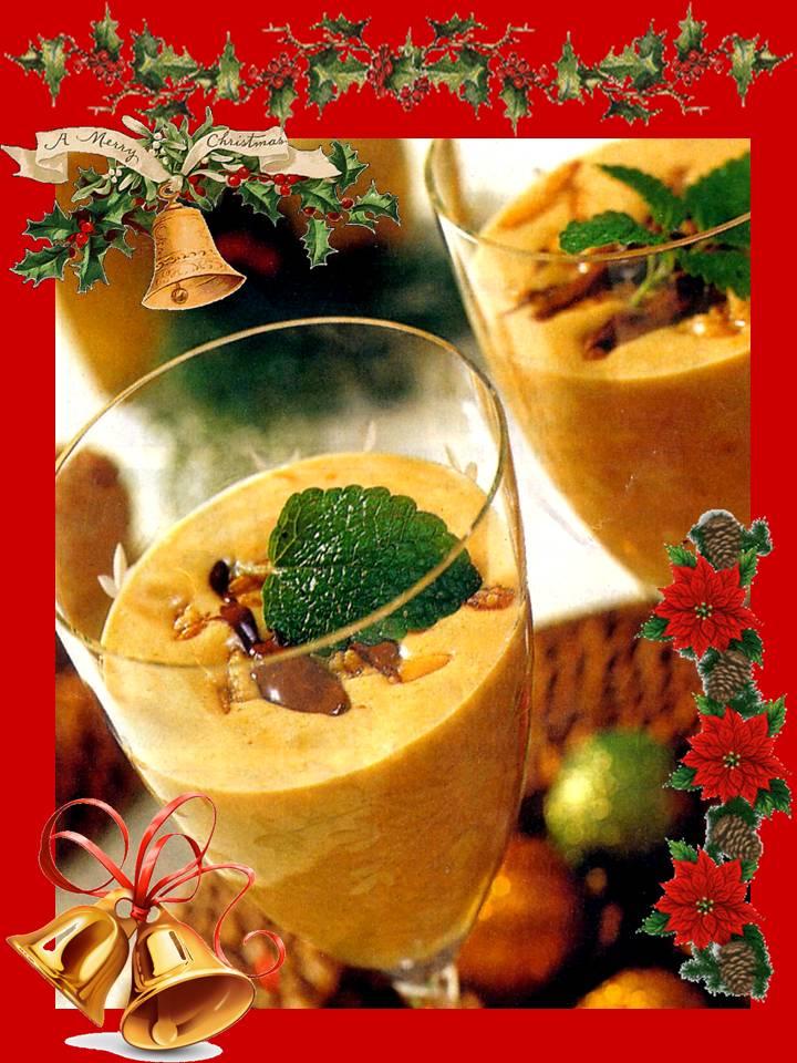 Pa mojar pan postres turr n en mousse especial navidad - Postre especial navidad ...