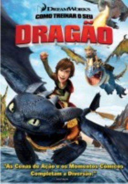 Filme Como Treinar o seu Dragão   Dublado