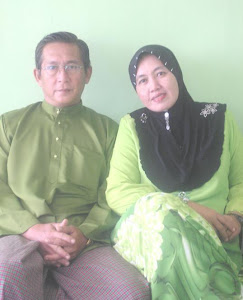 my dad and my mum