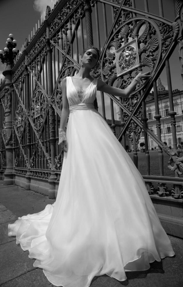 Bellos vestidos de novias | Colección Alessandra Rinaudo 2016