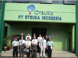 lowongan kerja otsuka indonesia 2013