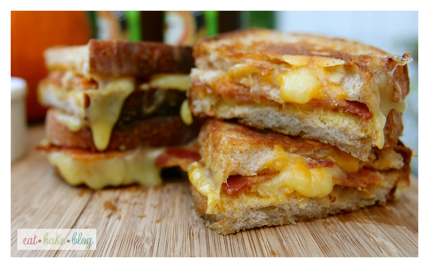 grilled cheese sandwich recipe crispy grilled cheese bacon grilled ...