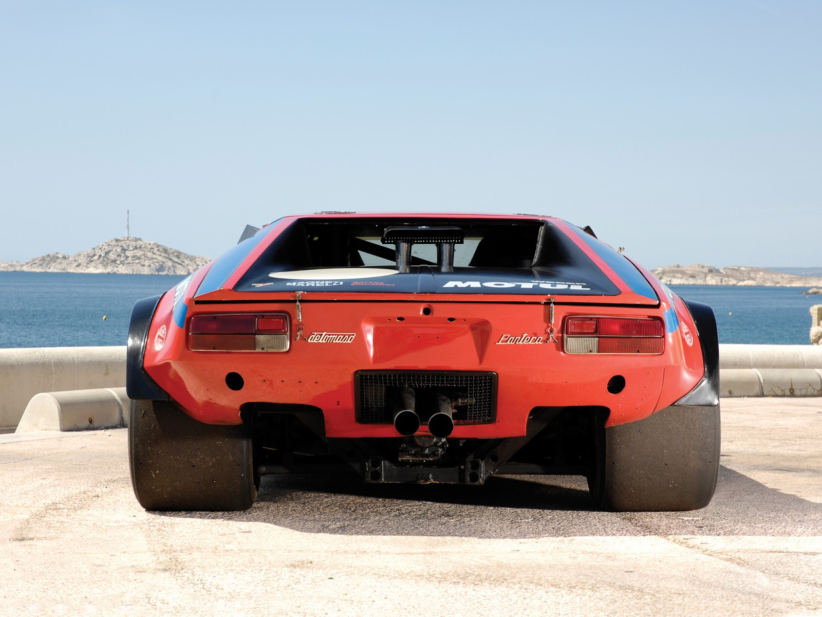 Net Cars Show De Tomaso Pantera 1971 91