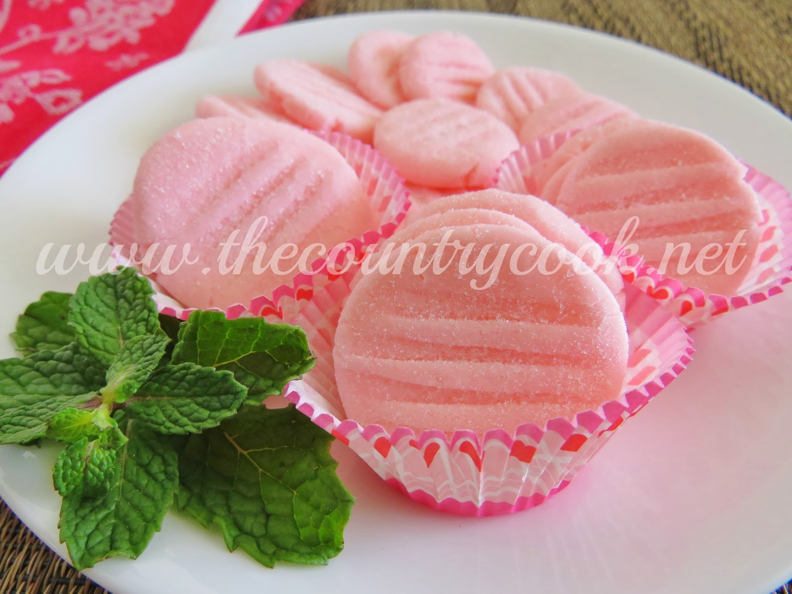 Creamy No Cook Mints The Country Cook
