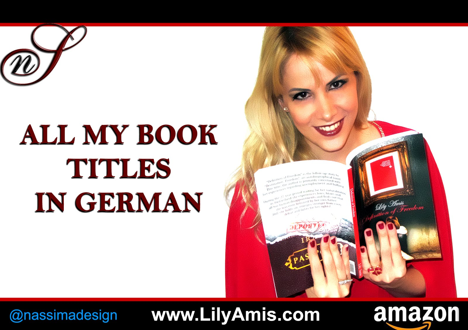 Lily Amis German Books