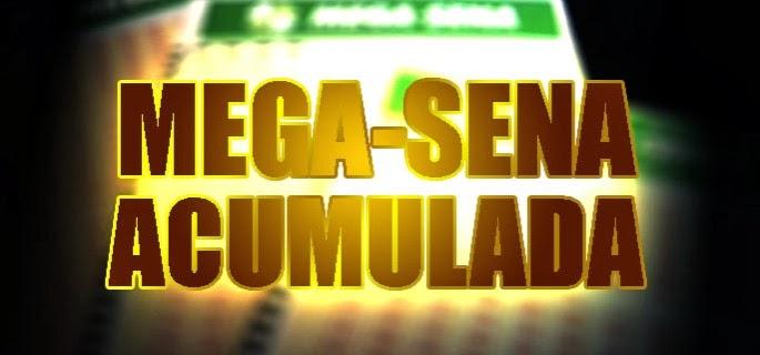 Mega-Sena acumula e deve pagar R$ 25 milhões
