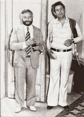 Con il senatore Pompeo Rendina anni 70