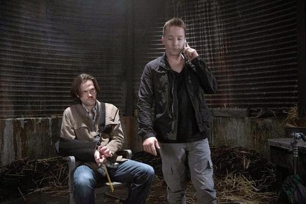 Supernatural . Sam y nuevo enemigo.