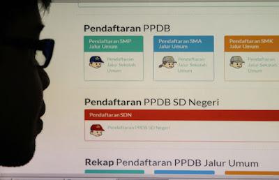 Dispendik Bagikan PIN Untuk Latihan PPDB