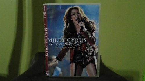 Miley Cyrus Gypsy Heart Tour Dvd