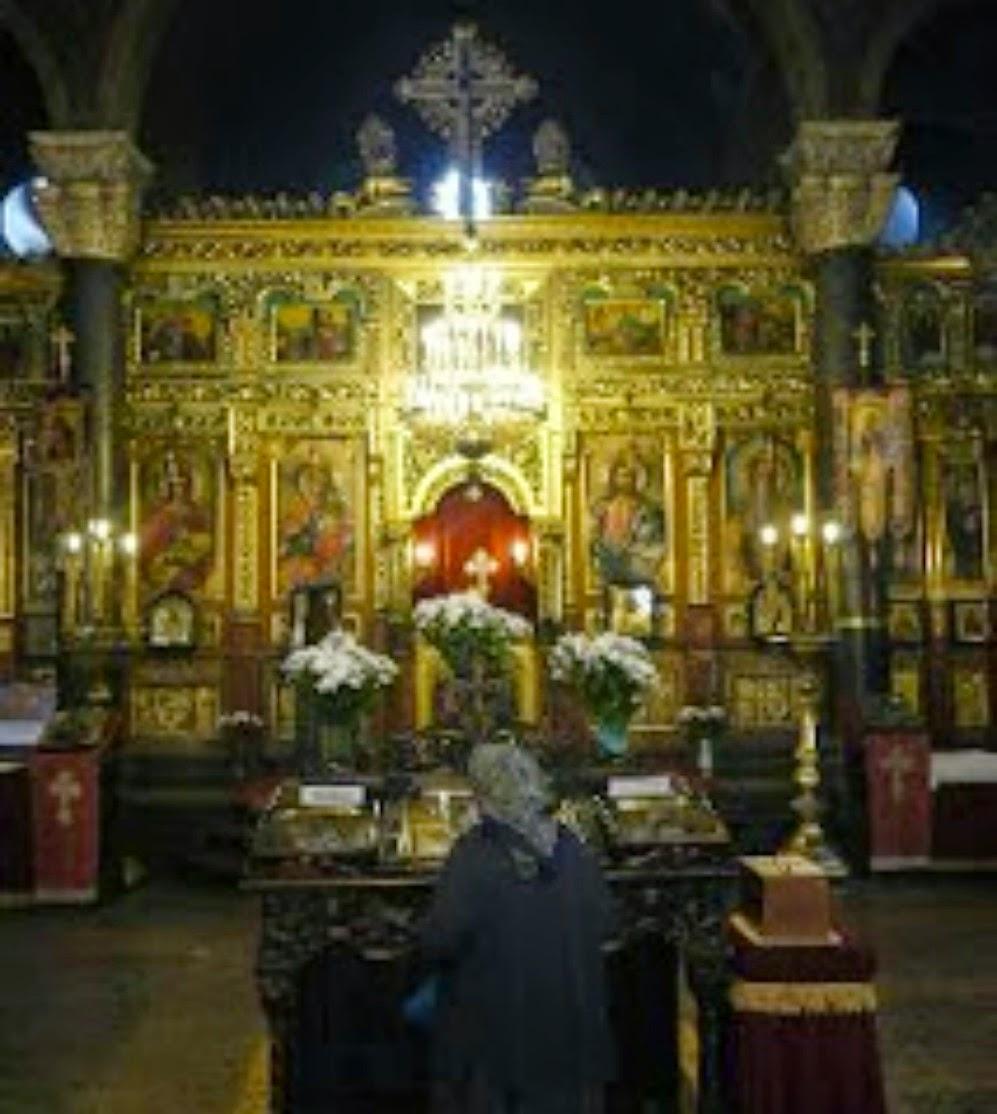 Iglesia Sveta Nedelia
