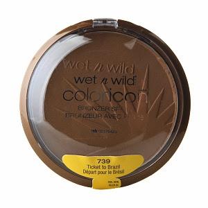 Wet n Wild, Wet n Wild Bronzer, makeup