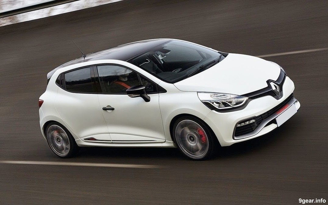 renault clio rs 220 trophy gets 220hp faster edc car reviews new car pictures for 2018 2019. Black Bedroom Furniture Sets. Home Design Ideas