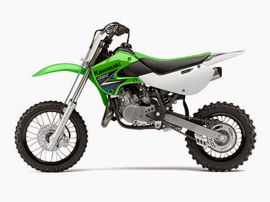 2014 Kawasaki KX65 Specs and Features