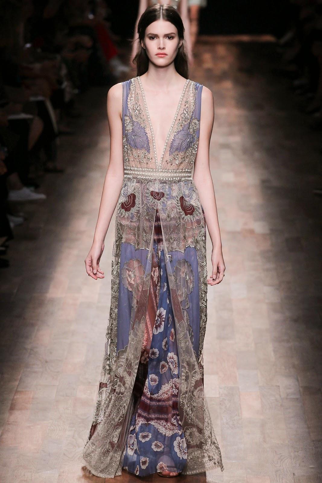 valentino 2015 summer 2016 trend women dress80 Valentino 2015 samling, våren sommaren 2016 Valentino klänning modeller, Valentino kväll klänning nya säsongen kvinnors kjolar modeller