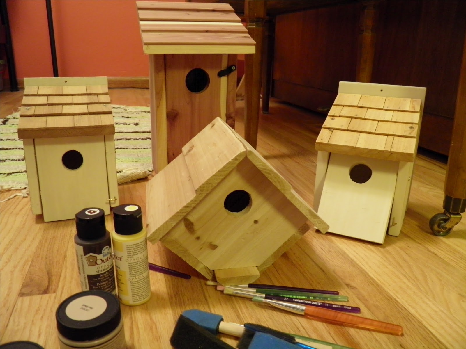 bluebird house kits birdhouse patterns for kids: ➇ building a ...
