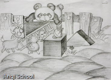 anqischool-Drawingclass