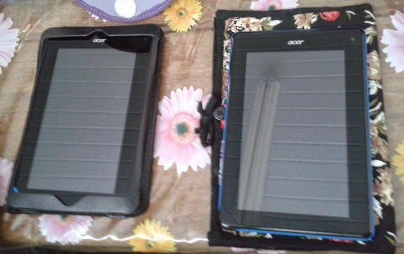 tablets Agentes Comunitários de Saúde começam a receber tablets para realizar o trabalho